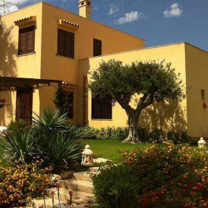 Casa di campagna Il Giardino delle Aloe