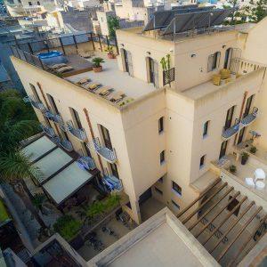 Hotel il Portico a Favignana centro